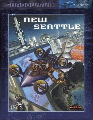 New Seattle Sourcebook (Shadowrun)