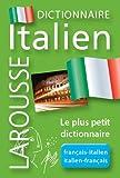 Dictionnaire Larousse italien : Français-italien - italien-français mini