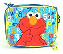 Elmo Thermal Lunch Bag