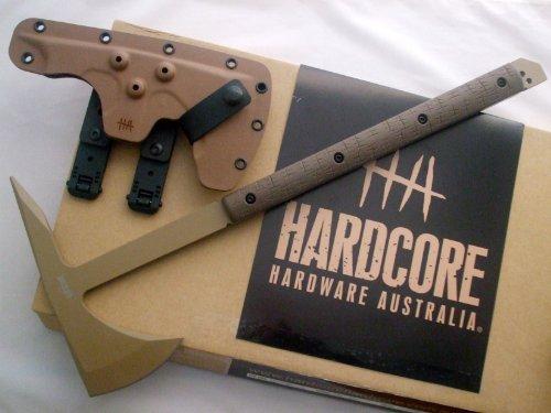 Hardcore Hardware Australia Bft01-Gt Tactical Tomahawk Tan Teflon Finish