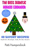 img - for The Best Diabetic Holiday Cookbook book / textbook / text book