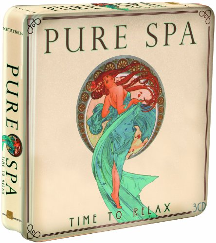 Pure Spa-Time to Relax