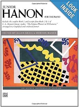 Junior Hanon (Alfred Masterwork Edition) online