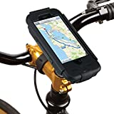 """BikeConsole iPhone 6 (4.7"""") Waterproof Shock-Protected Bicycle Holder Mount"""