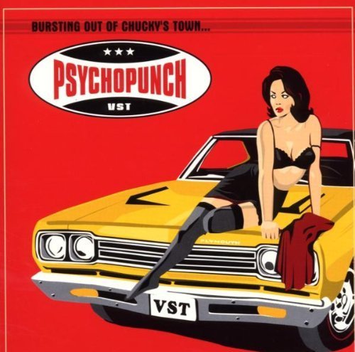 Bursting Out of Chucky by Psychopunch (2008-04-08)
