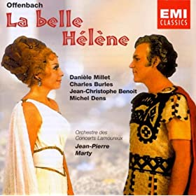 On Me Nomme Helene La Blondela Belle Helene Act2