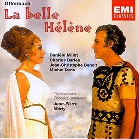 Le Voici Le Roi Des Roisla Belle Helene Act2