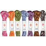 Sublime Stitching Embroidery Cotton Floss Packs -Mingles Palette/ Sold as a pack of 2
