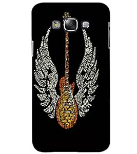 SAMSUNG GALAXY GRAND 3 GUITAR Back Cover by PRINTSWAG