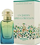 Un Jardin Apres La Mousson by Hermes for Men and Women. Eau De Toilette Spray 1.7-Ounces