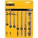 DEWALT DW5207 7-Piece Premium Percuss...