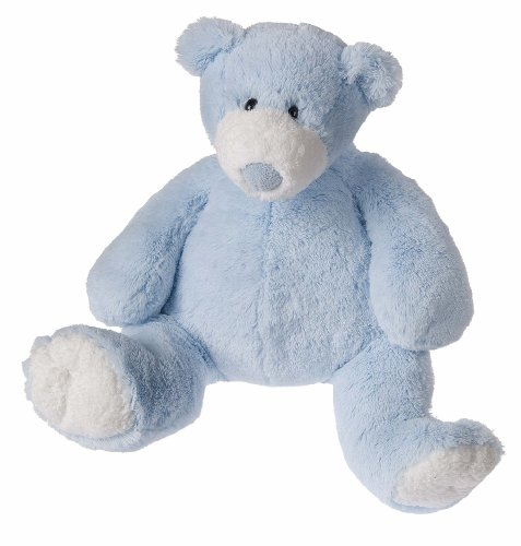 Mary Meyer Kinda Big Bear Plush Toy, Blue