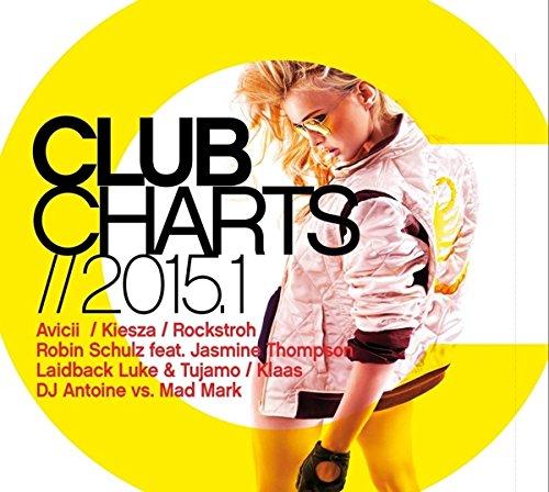 VA-Club Charts 2015.1-3CD-2015-BF Download