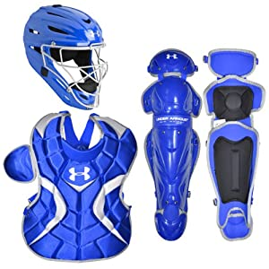 Under Armour Protect This House Victory Series Catching Kit - Junior by All-Star