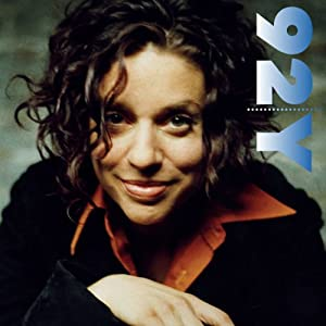 Ani DiFranco at the 92nd Street Y | [Ani DiFranco]