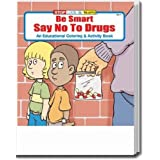 Say inNOin to Drugs Sticker Guide Book Trade Show Giveaway