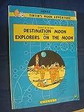Herge Tintin's Moon Adventure: containing