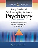 img - for Kaplan and Sadock's Study Guide and Self-Examination Review in Psychiatry (STUDY GUIDE/SELF EXAM REV/ SYNOPSIS OF PSYCHIATRY (KAPLANS)) book / textbook / text book