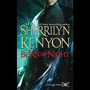 Born of Night Audiobook