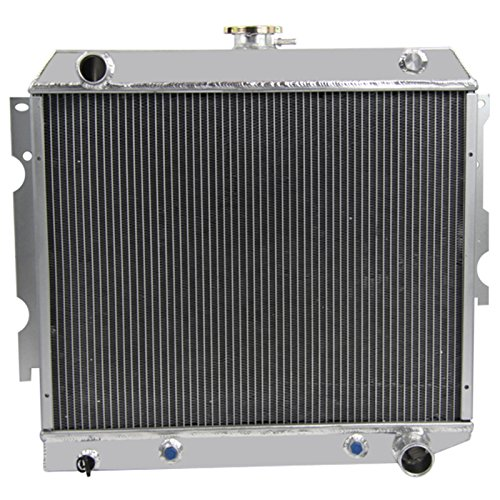 "Primecooling ""4 Row Core"" Full Aluminum Radiator for Dodge Coronet ,etc. /Plymouth Belvedere More Models ( L6/V8 Engine) 1968- 74"