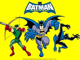 Batman: The Brave and the Bold - Staffel 1
