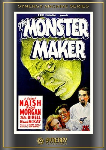 The Monster Maker Cover