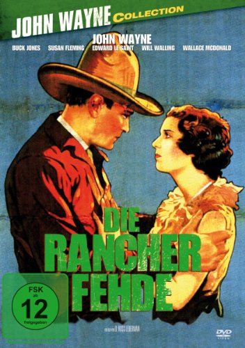 Die Rancher Fehde - John Wayne Collection