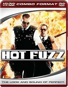 Hot Fuzz (Combo HD DVD and Standard DVD)