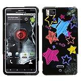 MyBat Motorola Droid X / Droid X2 / Milestone X Phone Protector Cover - Cha ....