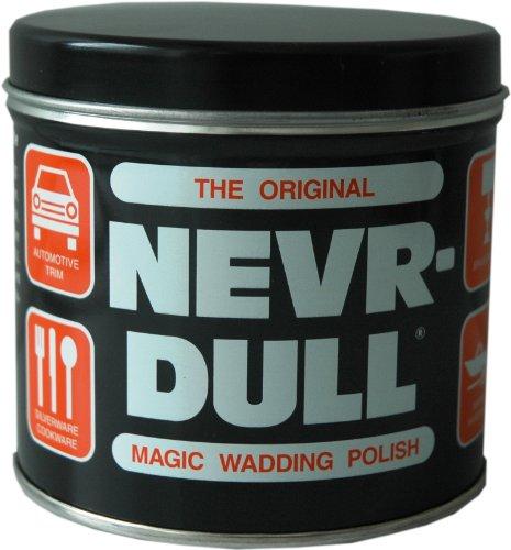 NEVR-DULL-990700-Polierwatte-Inhalt-142-g