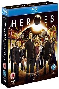 Heroes Season 4 [Blu-ray] [Region Free]