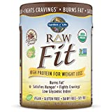Garden of Life Organic Raw Fit Chocolate 15.8oz (448g) Powder