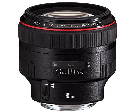 Canon 85 / 1,2 II L USM - Objetivo para Canon (distancia focal fija 85.