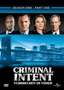 Criminal Intent - Verbrechen im Visier, Season One, Part One [3 DVDs]