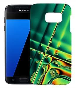XUWAP 3D Printed Designer Hard Back Cover For Samsung Galaxy S7 Design-10003