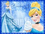 Disney Cinderella Edible Image Cake Toppers Frosting Sheet