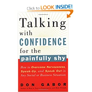 Talking with Confidence for the Painfully Shy - Don Gabor