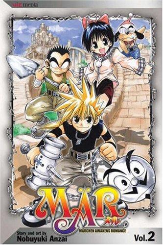 MAR, Vol. 2 (Mar (Graphic Novels)), Anzai, Nobuyuki
