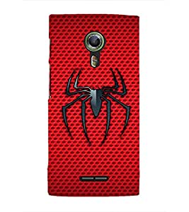 EPICCASE Spider world Mobile Back Case Cover For Alcatel One Touch Flash 2 (Designer Case)