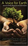 img - for A Voice for Earth: American Writers Respond to the Earth Charter book / textbook / text book