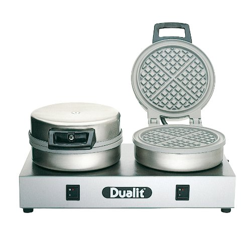 Dualit 74001 Waffeleisen / Edelstahl / 1600 Watt