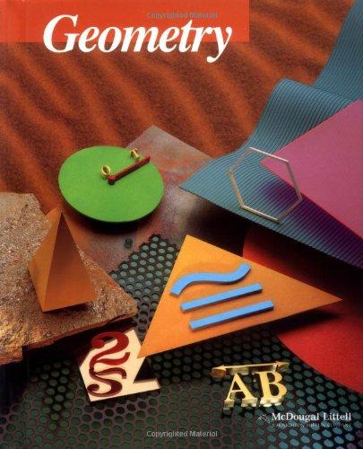 Geometry, by Ray C. Jurgensen, Richard G. Brown, John W. Jurgensen