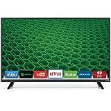 "VIZIO D39h-D0 D-Series 39"" Class Full Array LED Smart TV (Black)"