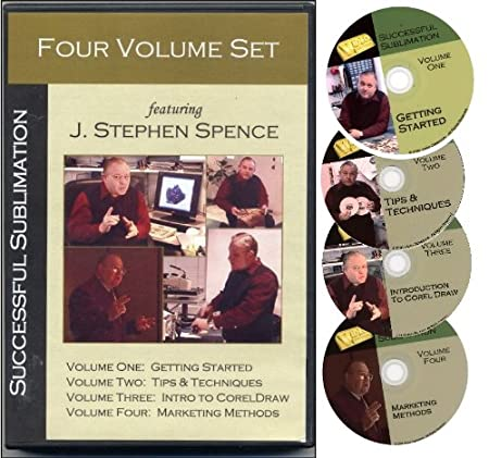 Successful Sublimation Four Volume Set