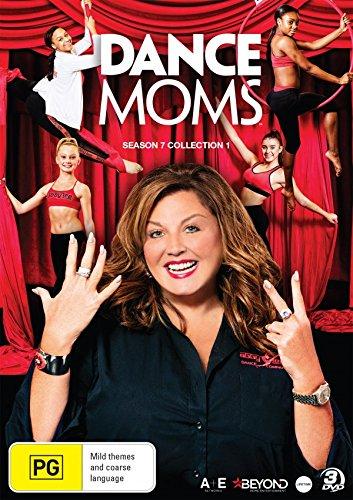 Dance Moms: Season 7 Collection 1 [No USA] (Australia - Import, NTSC Region 0, 3PC)