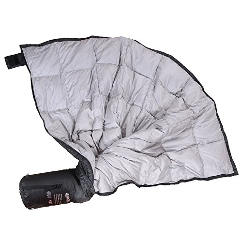 AIRCEE-Ultralight-Sleeping-Bag-with-Compression-Sack-50-65-Degree-Cool-Weather-3-Season-Lightweight-Backpacking-Sleep-Sack-for-Camping-Hiking