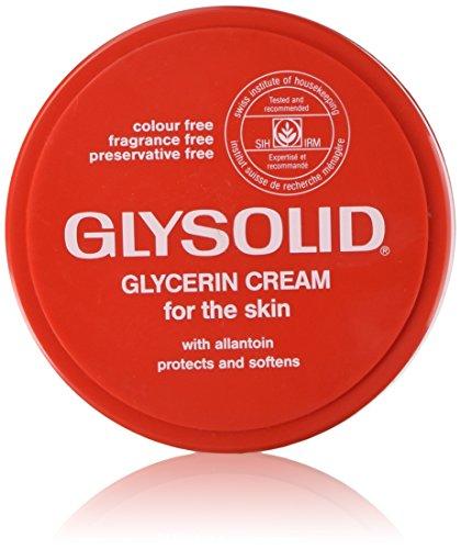 GLYSOLID Glycerin Cream Jar