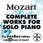 Mozart: Complete Works for Solo Piano...