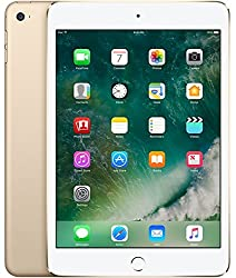 Apple iPad mini 4 Tablet( 7.9 inch, 32GB, Wi-Fi + Cellular), Gold