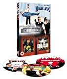 3 Film Box Set: Shaun Of The Dead / Hot Fuzz / Magicians [DVD]